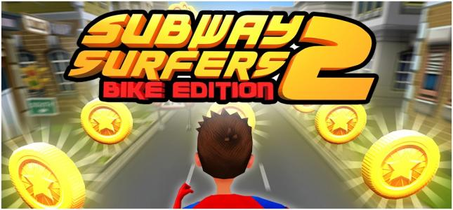 Subway Run 2